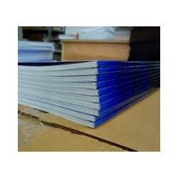A-4 colour perfect binding 0% VAT rated