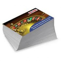 Flyers/leaflets colour 0% VAT rated